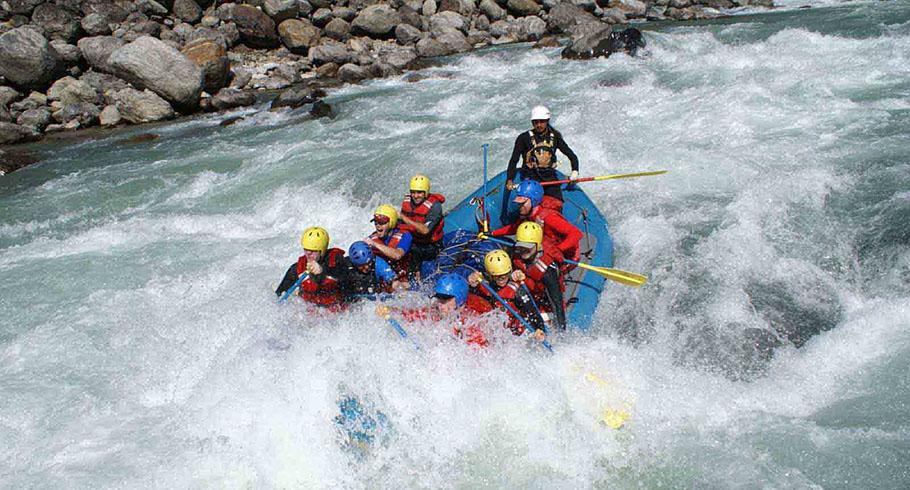 Bhote Koshi Rafting_Bhotekoshi-River-Rafting