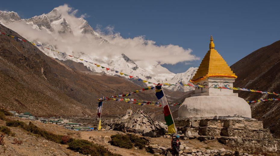 Everest Base Camp Gompa_visitviewnepaltrek
